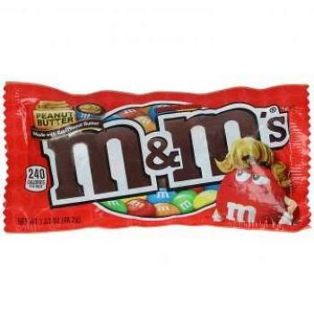 M&M's | Peanut Butter | Shared Size I 80g