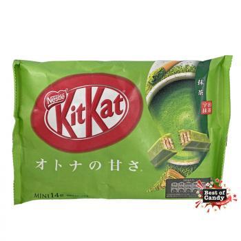 Kit Kat I Minis I Matcha I 14er I 147g