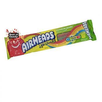 Airheads I Xtremes Sour I Rainbow Berry I 57g