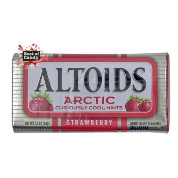 Altoids I Arctic Strawberry I 34g