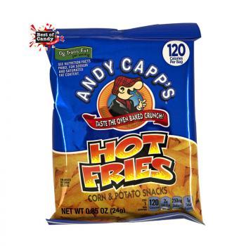 Andy Capp's I Hot Fries I 24g