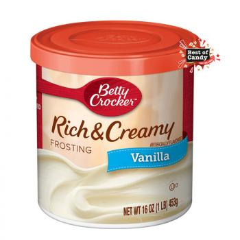 Betty Crocker I Frosting Vanilla I 340g