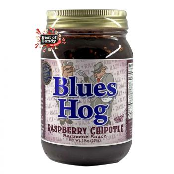 Blues Hog I Raspberry Chipotle I BBQ Sauce I 557g