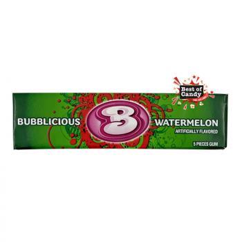 Bubblicious I Chewing Gum I Watermelon I 37g