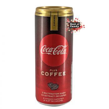 Coca Cola | plus Coffee & Caramel | 250ml