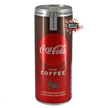 Coca Cola | plus Coffee | 250ml