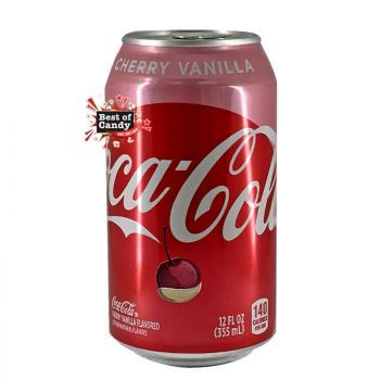 Coca Cola | Cherry Vanilla | 355ml