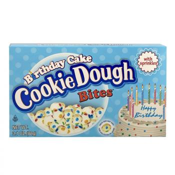 Cookie Dough I Bites I Birthday Cake I 88g
