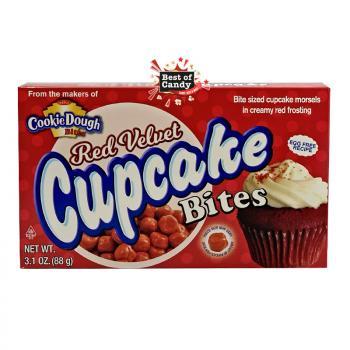 Cookie Dough I Cupcake Bites I Red Velvet I 88g