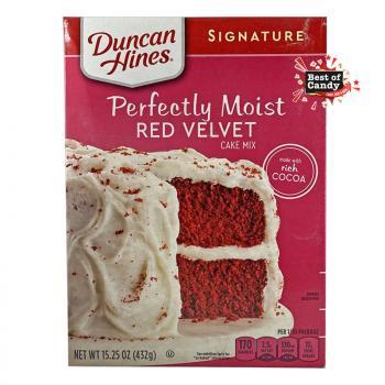 Duncan Hines I Red Velvet Cale Mix I 432g