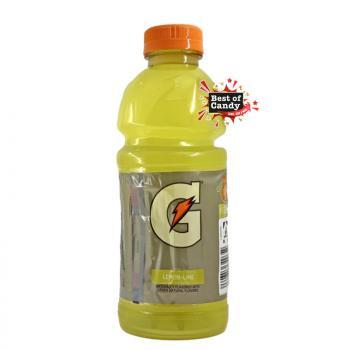 Gatorade I Thirst Quencher I Lemon Lime I 591ml