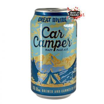 Great Divide I Car Camper Hazy Pale Ale I 355ml