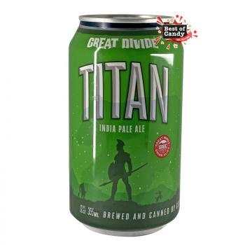Great Divide I Titan IPA I 355ml