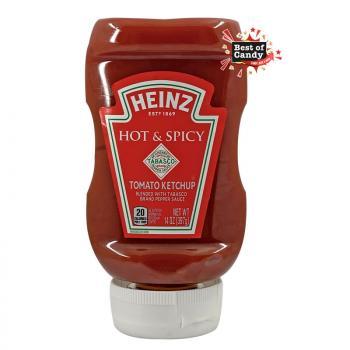 Heinz I Ketchup I Tabasco Hot & Spicy I 397g