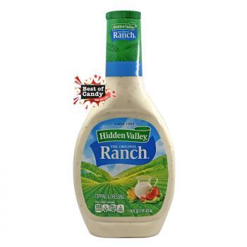 Ranch Dressing I Hidden Valley I 473g