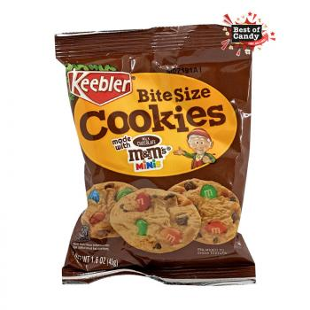Keebler I M&M's | Cookie I Bite Size | 45g