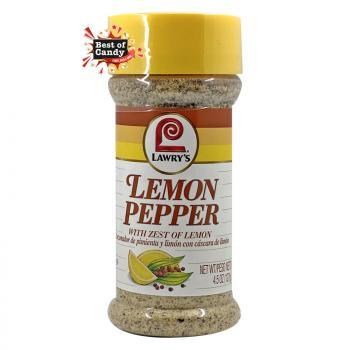 Lawry´s I Lemon Pepper I Large I 127g