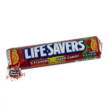 Life Savers I 5 Flavors I 24g