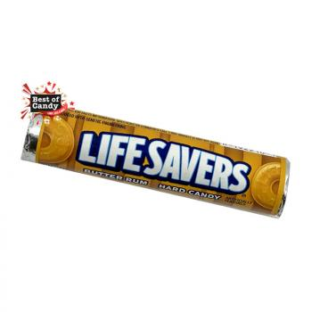 Life Savers I Butter Rum Rolle I 24g