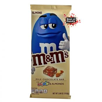 M&M´s I Almond Chocolat Bar I 165g