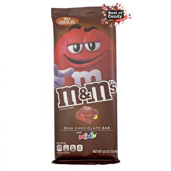 M&M I Milk Chocolate Bar I 113g