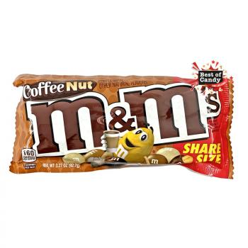 M&M`s | Coffe Nut | Shared Size I 92,7g