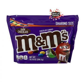 M&M´s | Dark Chocolate | 272g