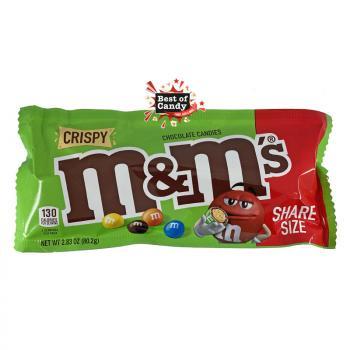 M&M`s | Crispy | Shared Size I 80,2g