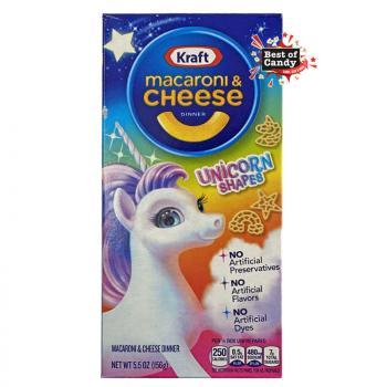 Kraft I Macaroni and Cheese I Limited Edition Unicorn I 156g