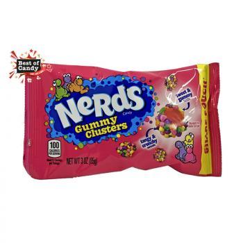 Wonka I Nerds I Gummy Clusters I 85g