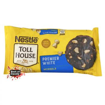 Nestle Toll House I Premier White I Chocolate Morsels I 340g