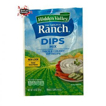 Hidden Valley I Ranch Dips Mix I 28g