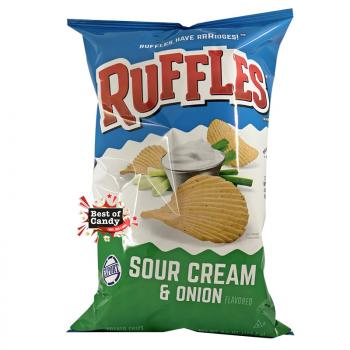 Ruffles I Sour Creme & Onion I Chips I 184,2g