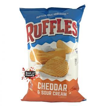 Ruffles I Cheddar I Chips I 184,2g
