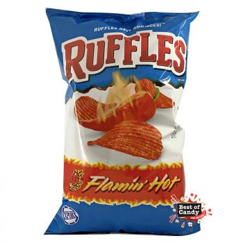 Ruffles I Flamin I Hot Chips I 163g
