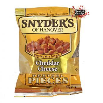 Snyders I Pretzel Pieces I Cheddar Cheese I 56g