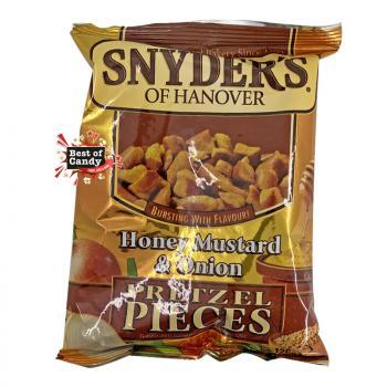 Snyders I Pretzel Pieces I Honey Mustard & Onion I 125g