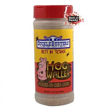 Suckle Busters I Hog Waller I Pork & Rib Rub I 411g