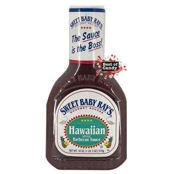 Sweet Baby Rays I Hawaiin StyleI 473ml