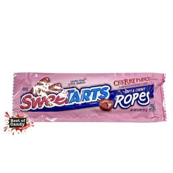 Sweetarts I Cherry Soft & Chewy I Ropes I 51g