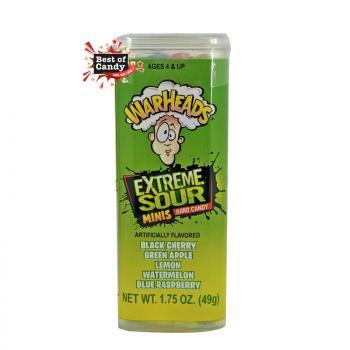 Warheads | Extreme Sour Minis I 49g