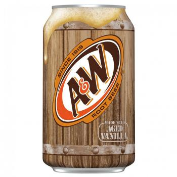 A&W Root Beer I 355ml