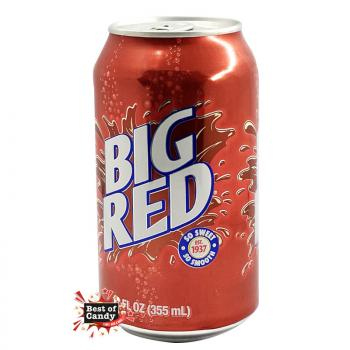 Big Red | Soda | 355ml