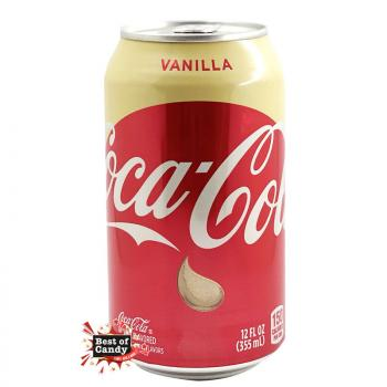 Coca Cola | Vanilla | 355ml