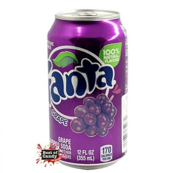 Fanta | Grape | 355ml