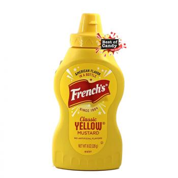 French´s I Classic Yellow I Mustard I 226ml