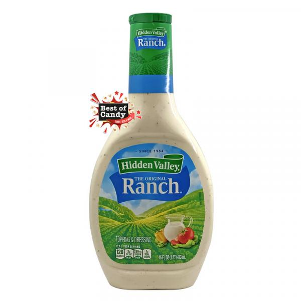 Ranch Dressing I Hidden Valley I 473g